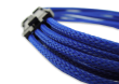B-Grade Blue Braided 8-pin EPS Extension