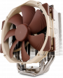 Noctua NH-U14S Ultra-Quiet Slim CPU Cooler with NF-A15 fan