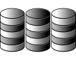 RAID 5 Drive Configuration Option (Striped with Parity)
